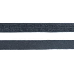Folding elastic 14mm navy 3m