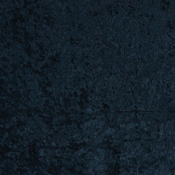 Crushed velvet midnight blue