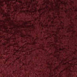 Crushed velvet light bordeaux