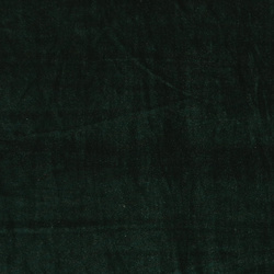 Shiny stretch velour dark bottle green