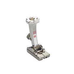 Presser foot invisible zipper BERNINA