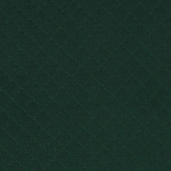 Double-layer cotton dark green structure