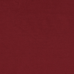 Heavy jersey twill dark red