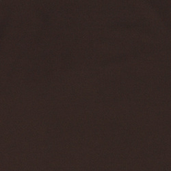 Heavy jersey twill dark brown