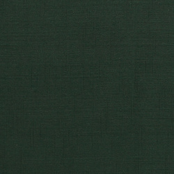 Coarse linen/viscose dark bottle green
