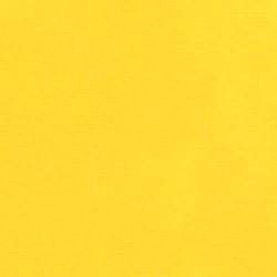 Luxury cotton clear yellow