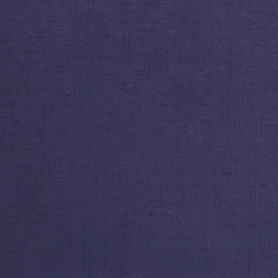 Coarse linen/viscose dark cobalt