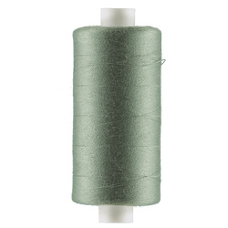 Sewing thread light dusty green 1000m