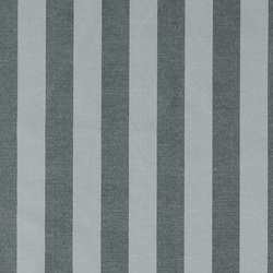 Woven yarn dyed lt blue/petrol stripes