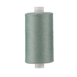 Sewing thread aqua/green 1000m