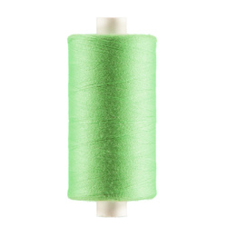 Sewing thread strong lime 1000m