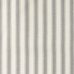 Yarn dyed grey wide stripe