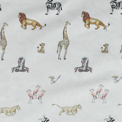 Cotton the lion king print