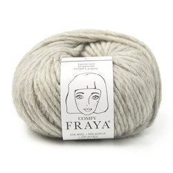 Comfy light grey 50g