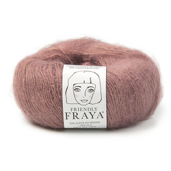 Friendly dusty rose 25g