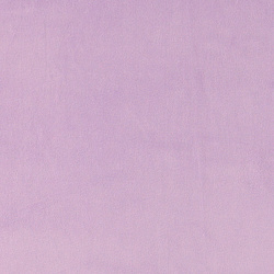 Stretch velvet dark lavender