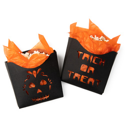 Halloween snackbox
