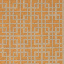 Jacquard yarn dyed curry graphic pattern