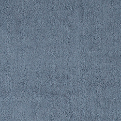 Bamboo frotte antique blue double faced