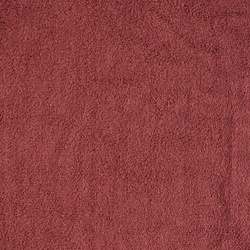 Bamboo frotte dark rouge double faced