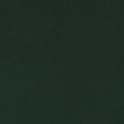 French terry dark bottle green brushed