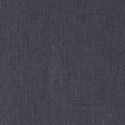 Dralon dark blue melange Teflon coated
