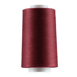 Sewing thread red 5000m