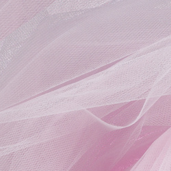 Tulle soft rose