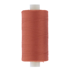 Sewing thread terracotta 1000m