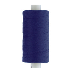Sewing thread bluepurple 1000m