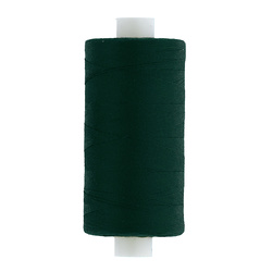 Sewing thread dark bottlegreen 1000m
