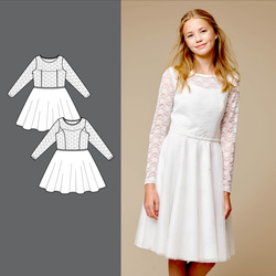 Confirmation dress