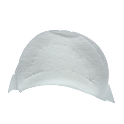 Shoulderpads white