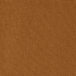 Linen/cotton golden brown