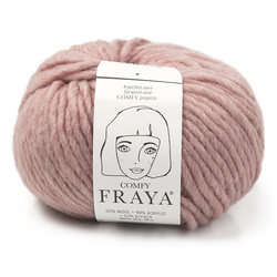 Knitting yarn Comfy dusty rose