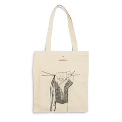 "FRAYA Shopper 35x39cm ""The power of..."""