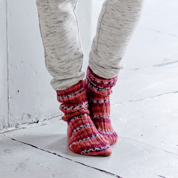 Grounded socks