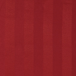 Jacquard red with stripes