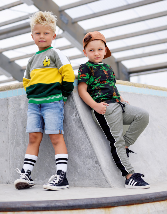 Cool clothing for playing