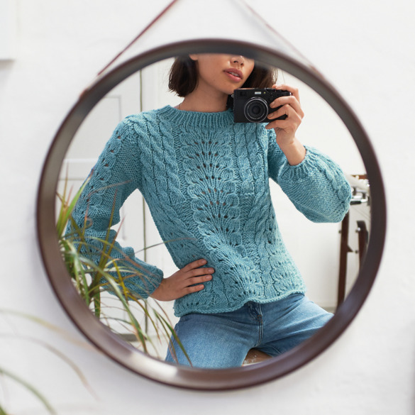 Not your average sweater