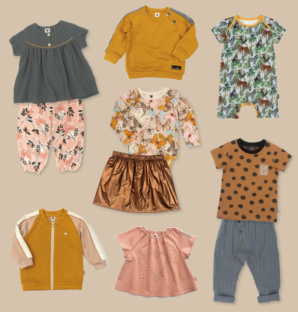 The ideal spring wardrobe