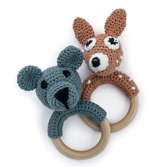 Lovebites teethers