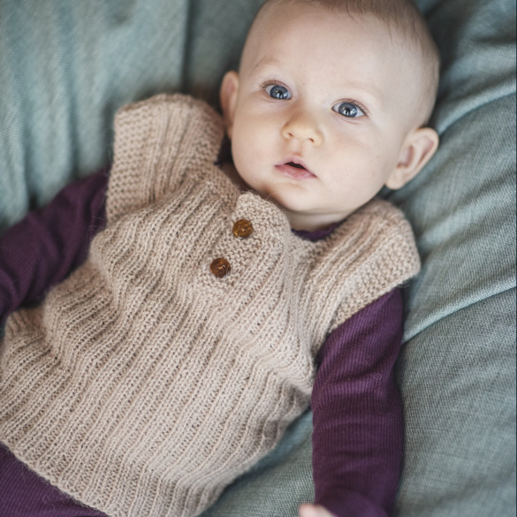 Chilled weekend vest (Woolly)
